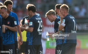 1. FC Heidenheim 3-0 1. FC Kaiserslautern: Routine win for the hosts sees them rise to second