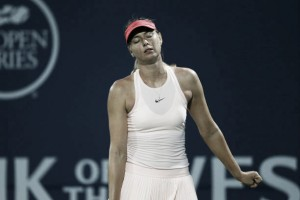 Maria Sharapova out of Rogers Cup due to injury