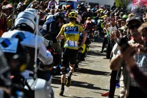 Momentazos 2016: Froome, atleta en Mont Ventoux