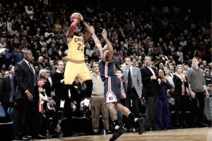 Resumen NBA: los Cavs ganan el partido del año