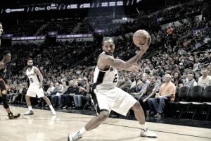 Resumen NBA: Los Spurs, líderes de la NBA