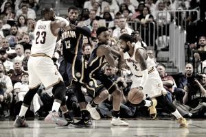 Cavaliers vencem mais uma em casa e abrem vantagem contra Pacers