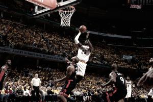 Dominante, Cavaliers derrotam Raptors em casa no primeiro jogo da semifinal do Leste