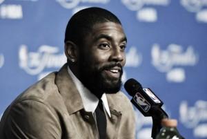 """Após primeira vitória nas finais, Irving afirma: """"Cada jogo é viver ou morrer"""""""