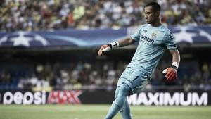 """Sergio Asenjo: """"Ahora nos debemos centrar en empezar la Liga de la mejor manera posible"""""""