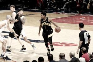 Toronto Raptors puede con los Washington Wizards y pasa a semifinales