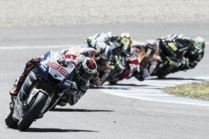 Clasificación de MotoGP del GP de España 2014 en vivo y en directo online