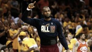 LeBron James es el deportista del año según Sports Illustrated