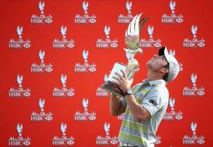 Pablo Larrazábal logra un gran triunfo en Abu Dhabi