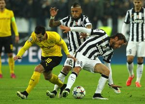 La Juventus verso Dortmund: Pirlo out, Barzagli sprinta
