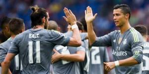 Il Real Madrid rialza la testa: 0-2 sull'Eibar