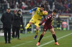 Torino - Chievo in Serie A 2016/17: finisce qui, Torino batte chievo 2-1. Decide una doppietta di Iago Falque nel primo tempo!