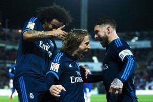 VIDEO - Modric salva il Real Madrid, che fatica a Granada!