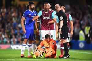Bilic, decepcionado tras la derrota en Stamford Bridge