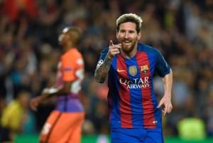 Barcellona - Manchester City: l'uragano Messi stende ancora Guardiola