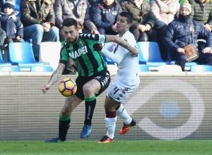 Sassuolo e Torino combattono, ma lo 0-0 la fa da padrone