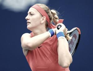 Cincinnati: Kvitova estreia com vitória; Querrey e tenistas da casa vencem