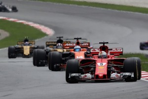 F1, Gp della Malesia - Alonso, giornata nera! Anche Vettel lo attacca