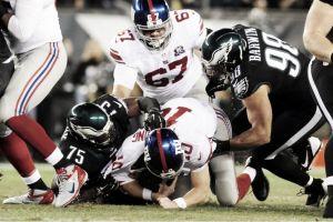 La mejor versión de los Eagles limpia a la peor de los Giants