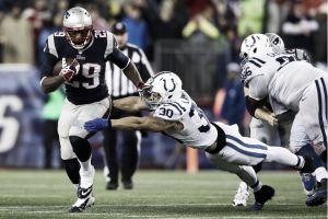 Blount y sus Patriots eliminan a los Colts