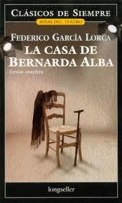 "Temas en ""La casa de Bernarda Alba"""