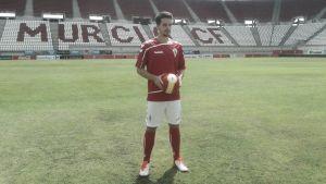 Rafa de Vicente llega al Real Murcia