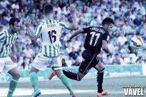 Jorge Díaz, velocidad, desborde y gol