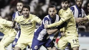 Deportivo - Villarreal: puntuaciones del Deportivo, jornada 18 de Primera
