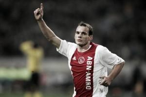 "Ajax, Sneijder: ""De Boer l'artefice di tutto ciò. Klaassen? Un simbolo"""