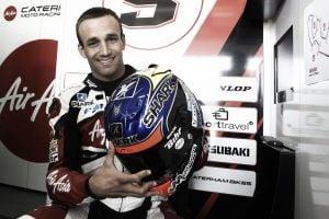 """Johann Zarco: """"Estoy muy contento porque este es el segundo podio consecutivo"""""""