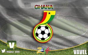 Ghana: 'Estrellas Negras' en Brasil