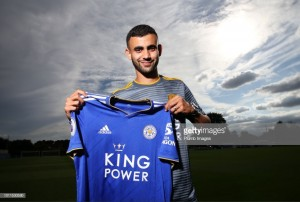 Rachid Ghezzal pens four-year contract with Leicester City