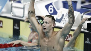Caeleb Dressel indiscutible heredero de Michael Phelps