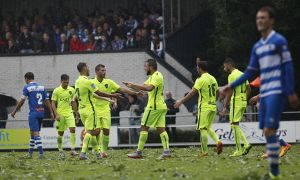 Ghilas firma un doblete contra el PEC Zwolle