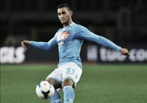 """Napoli, Ghoulam carica: """"Abbiamo bisogno dei tre punti, vogliamo riassaporare il gusto della vittoria"""""""