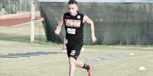 """Giaccherini: """"El Nápoles hace el mejor fútbol de Italia"""""""