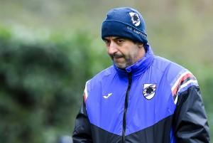 """Giampaolo: """"Il derby contro il Genoa è un affare di famiglia"""""""