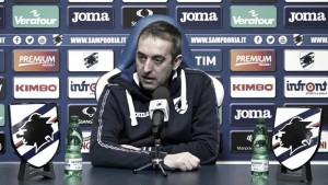 """Sampdoria, le parole di Giampaolo alla vigilia della Lazio: """"Schick recupera"""""""