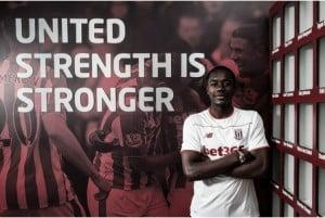 Stoke set to wear new white strip in Bournemouth clash