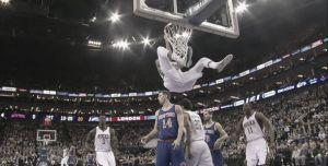 Los Knicks también se dejan llevar en Londres