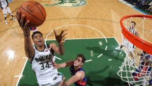 NBA preseason - Milwaukee la spunta su Detroit, valanga Portland sul Maccabi Haifa