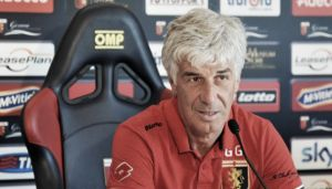 Genoa, Gasperini vuole i 3 punti nonostante il problema licenza UEFA