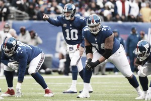 New York Giants look to extend their winning run as they travel to face the struggling Cleveland Browns