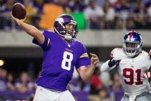 Unos Vikings más efectivos sondemasiado para los Giants