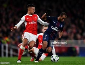 Arsenal 2-2 Paris Saint-Germain: Player ratings as the Gunners draw at home