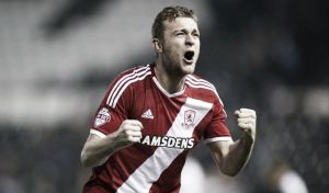 Gibson praises Middlesbrough support