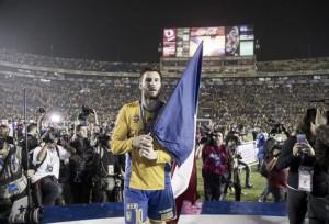 Gignac es elegido como mejor delantero de CONCACAF