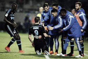 Gignac marca dois e atinge mais de 100 gols na Ligue 1 em vitória do Marseille sobre Metz