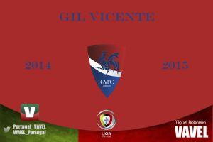 Gil Vicente FC 2014/15: a entrenador nuevo, buena es la salvación