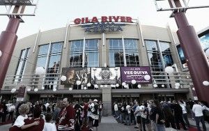 Arizona Coyotes staying one more year at Gila River Arena